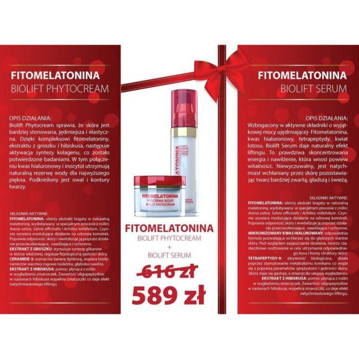 BIOLIFT PHYTOCREAM 50 ml + BIOLIFT SERUM 30 ml