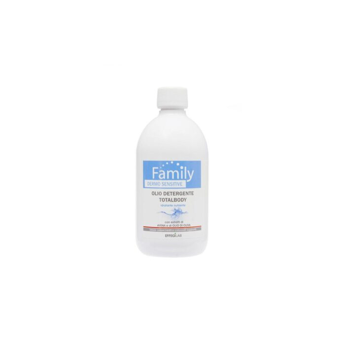 OLIO DETERGENTE TOTALBODY 500ML