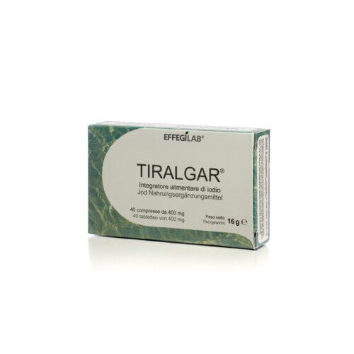 TIRALGAR - 40 tabletek